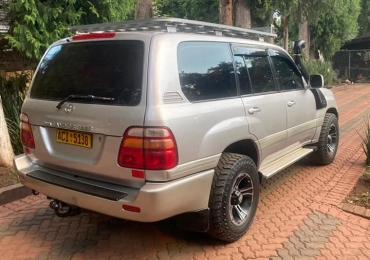 Toyota 100 Series For Sale