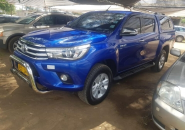 Toyota Hilux Revo For Sale