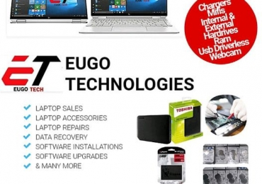 EUGO TECH – Laptop Repairs And Accessories